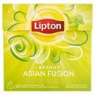 Lipton Bright Asian Fusion Flavoured Green Tea 32 g (20 Tea Bags)