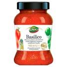 Łowicz Premium Basillico Klasyczny włoski sos pomidorowy do makaronu o smaku łagodnym 415 g