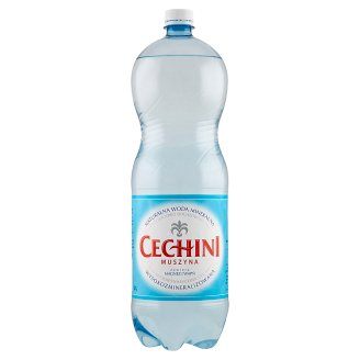 Muszyna Cechini Rich Mineralized Natural Mineral Water 2 L