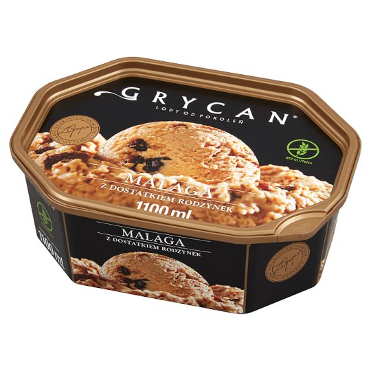 Grycan Malaga Ice Cream 1100 ml