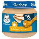 Gerber Moje pierwsze mięsko Delikatny kurczak po 6 miesiącu 80 g