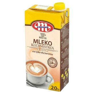Mlekovita Horeca Line Mleko Kuchmistrza 2,0% 1 l