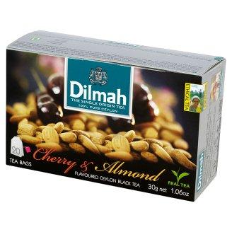 Dilmah Ceylon Black Tea with Aroma of Cherries and Almonds 30 g (20 Tea Bags)