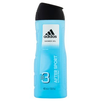 Adidas After Sport 3 Body Hair and Face Shower Gel 400 ml