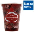 Tesco Jogurt czekoladowo-nugatowy 150 g