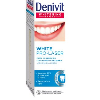 Denivit Pro-Laser White Toothpaste for Daily Use 50 ml