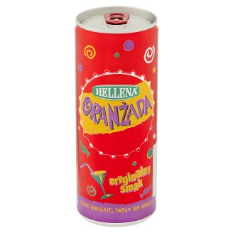 Hellena Red Orangeade 250 ml