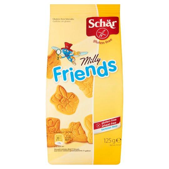 Schär Milly Friends Gluten Free Biscuits 125 g