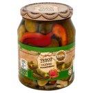 Tesco Kashubian Style Cucumbers 680 g