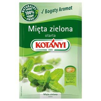 Kotányi Mięta zielona otarta 9 g