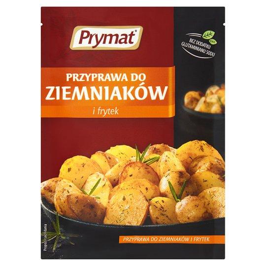 Prymat Przyprawa do ziemniaków i frytek 25 g