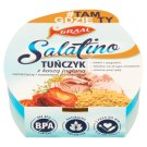 GRAAL Salatino Tuna with Millet Chickpeas and Dried Tomatoes 160 g