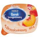 Tesco Peach Fromage Frais 165 g