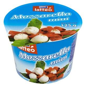 OSM Grodzisk Mazowiecki latteó Mozzarella mini 125 g
