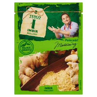 Tesco Imbir mielony 15 g