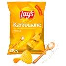 Lay's Salted Crinkle Cut Potato Crisps 210 g