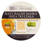 Bioamare Pomarańcza Naturalne masło shea do ciała 100 ml