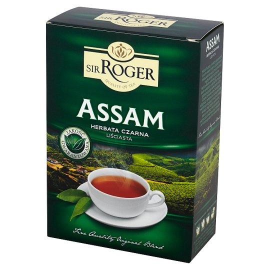 Sir Roger Assam Black Tea Leaf 100 g
