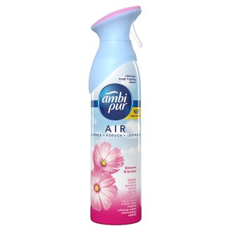 Ambi Pur Air Freshener Spray Flowers & Spring 300ml