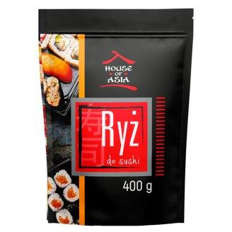 House of Asia Sushi Rice 400 g