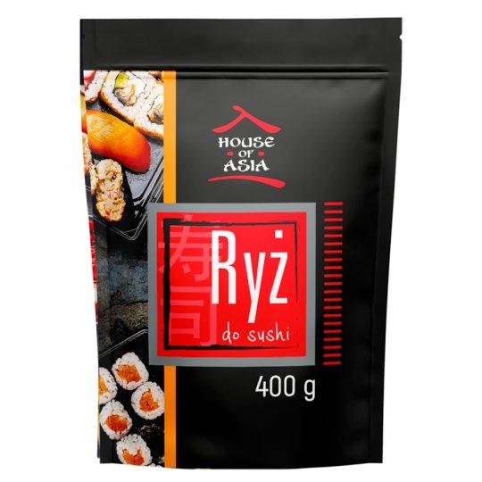House of Asia Ryż do sushi 400 g