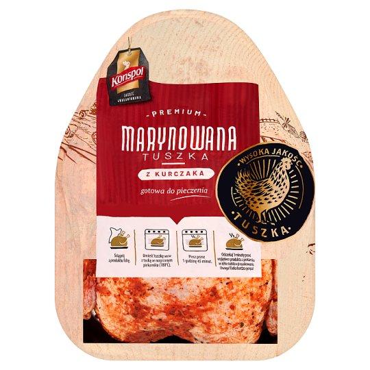 Konspol Premium Tuszka z kurczaka do piekarnika w aromatycznej marynacie