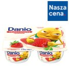 Danone Danio Strawberry Fromage Frais 560 g (4 Pieces)