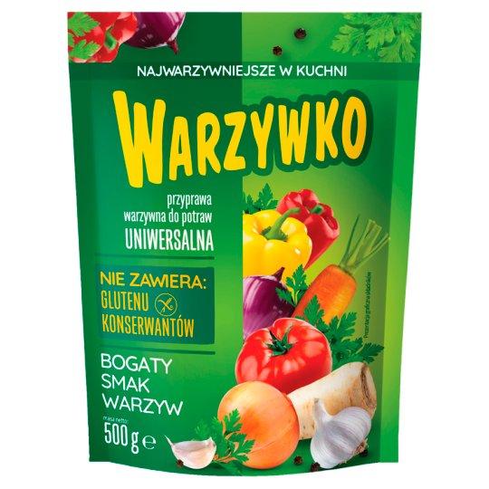 Warzywko Universal Food Vegetable Seasoning 500 g