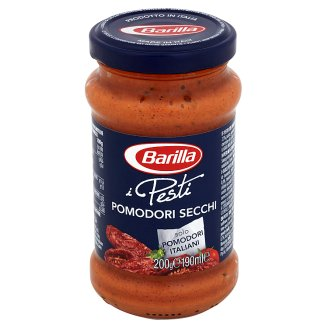 Barilla Pesto Pomodori Secchi Sauce for Pasta with Sundried Tomatoes 200 g