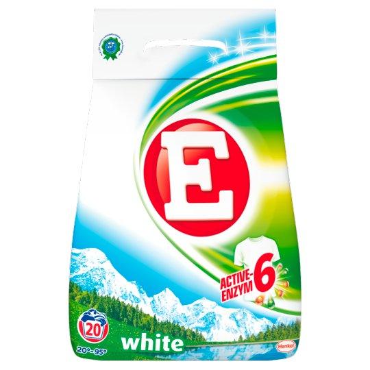 E White Washing Powder 1.4 kg (20 Washes)