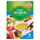 Tesco Greek Sauce with Oregano 9 g