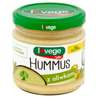 Sante Hummus with Olives 180 g
