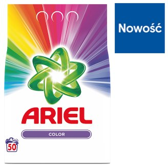 Ariel Washing Powder Color & Style 3,75 Kg 50 Washes
