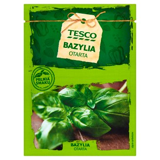 Tesco Rubbed Basil 10 g
