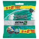 Wilkinson Sword Extra2 Sensitive Disposable Razors 5 Pieces