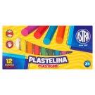 Astra Plasticine 12 Colours
