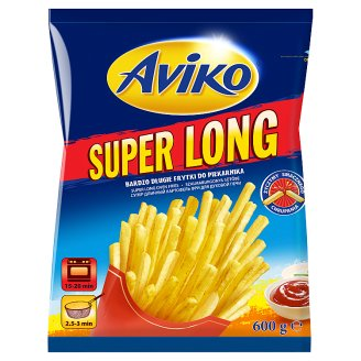 Aviko Super Long Oven Fries 600 g