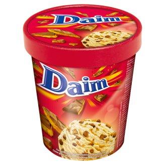 Daim Caramel Ice Cream with Daim Pieces and Caramelsauce 480 ml