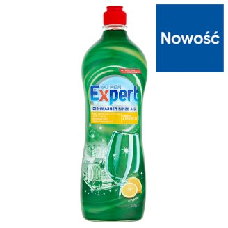 Go for Expert Lemon Dishwasher Rinse Aid 800 ml