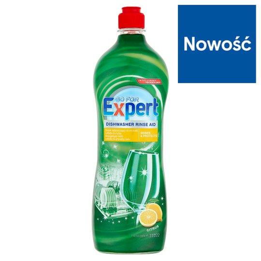 Go for Expert Lemon Dishwasher Rinse Aid 800 ml