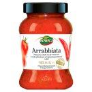 Łowicz Premium Arrabbiata Klasyczny włoski sos pomidorowy do makaronu o smaku pikantnym 415 g