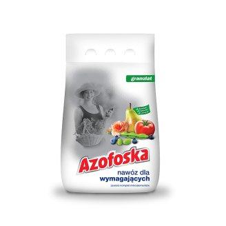 Nawóz Azofroska granulat 3kg