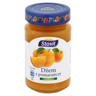 Stovit Dżem z pomarańczy niskosłodzony 260 g