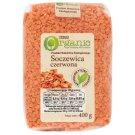Tesco Organic Soczewica czerwona 400 g