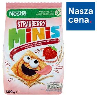 Nestlé Strawberry Minis Strawberry Flavoured Cereals 500 g