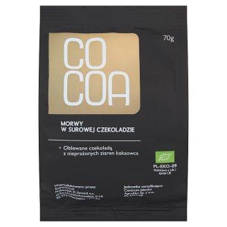 Cocoa Morwy w surowej czekoladzie 70 g