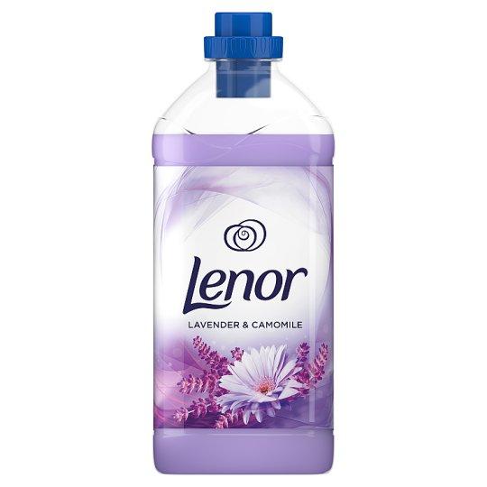 Lenor Lavender & Chamomille Płyn do płukania 1,9 l, 63prania