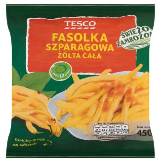 Tesco Whole Yellow Beans 450 g