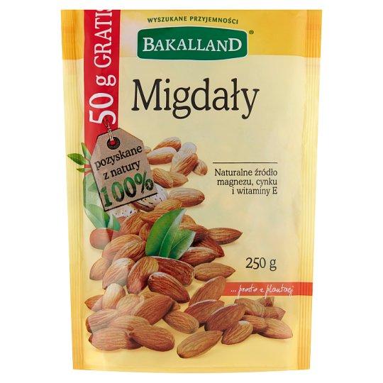 Bakalland Almonds 250 g