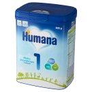 Humana 1 Mleko początkowe od urodzenia 800 g